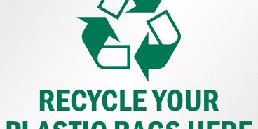 Recycle your plastic bags!